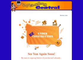 wackyweekendsale.com