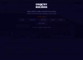 wacountrybuilders.com.au