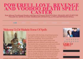 wadadalovespells.com