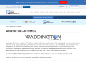 waddingtonelectronics.com