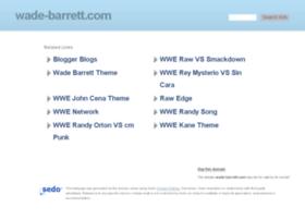wade-barrett.com