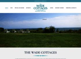 wadecottages.com