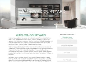 wadhwacourtyard.newlaunch.co.in