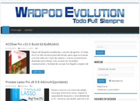wadpod-evolution.com