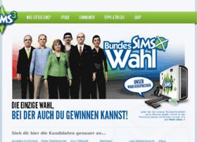 waehle.diesims.de