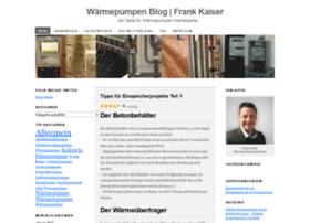 waermepumpe.wordpress.com