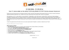 waf-chat.de