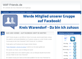 waf-friends.de