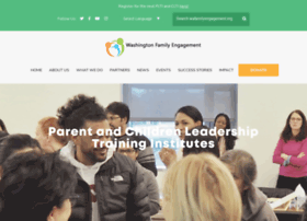 wafamilyengagement.org