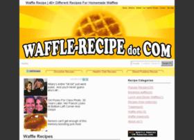waffle-recipe.com