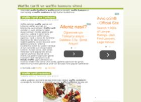 waffle-tarifi.com