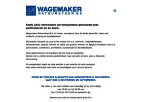 wagemakernatuursteen.nl