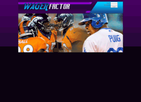 wagerfactor.com