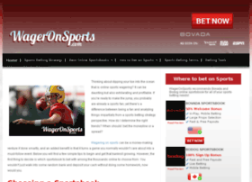 wageronsports.com