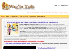 wagintailsmobileveterinarycare.com