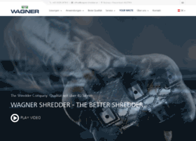 wagner-shredder.com