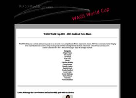 wagsworldcup.com