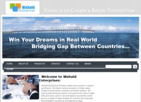 wahaidenterprises.com