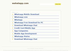 wahatapp.com