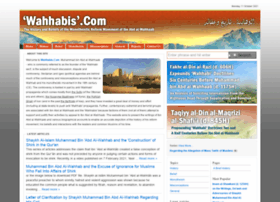 wahhabis.com