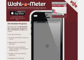 wahl-o-meter.com