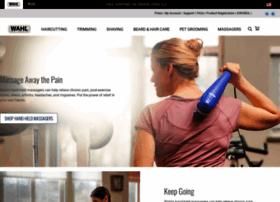 wahlmassagers.com