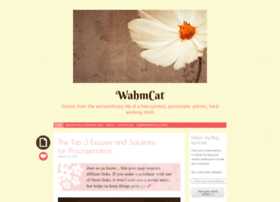 wahmcat.wordpress.com
