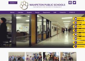 wahpeton.k12.nd.us