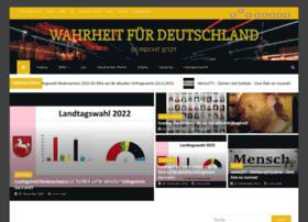 wahrheitfuerdeutschland.info