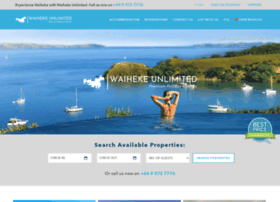 waihekeunlimited.co.nz