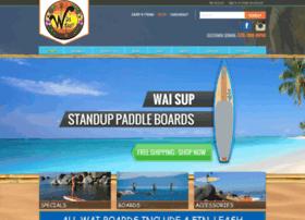 waistanduppaddleboards.com
