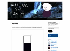 waitingforsatan.wordpress.com