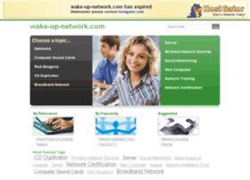 wake-up-network.com