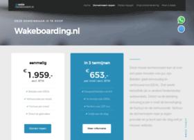 wakeboarding.nl