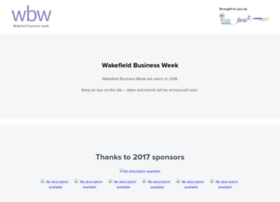 wakefieldbusinessweek.co.uk