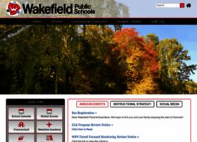 wakefieldpublicschools.org