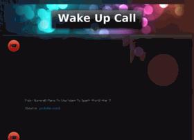 wakeupcallpage.tumblr.com