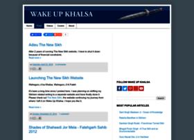 wakeupkhalsa.blogspot.com