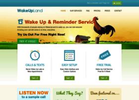 wakeupland.com
