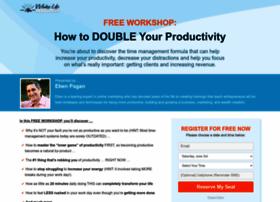 wakeupproductive.com