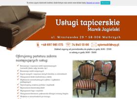 walbrzych-tapicer.pl