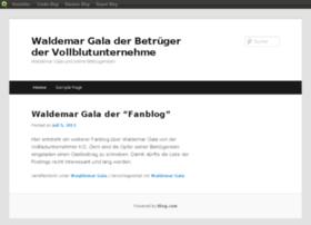 waldemargala.blog.com