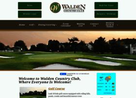 waldencountryclub.com