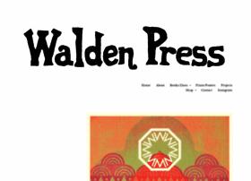 waldenpress.co.uk