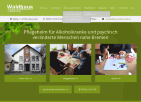 waldhaus-luebberstedt.de