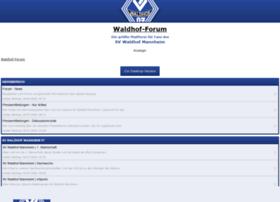 waldhof-forum.de