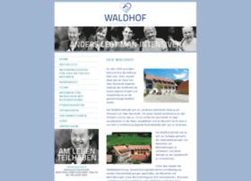 waldhof-ggmbh.de