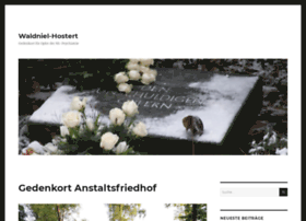 waldniel-hostert.de