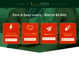 waldofinancial.com