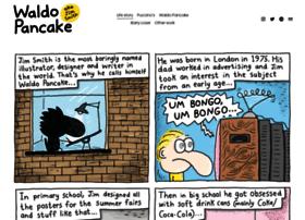 waldopancake.com